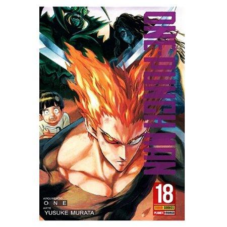 One-Punch Man - Edição 18