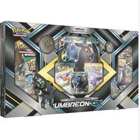 Pokémon Sol e Lua - Box Coleção Premium - Umbreon-GX
