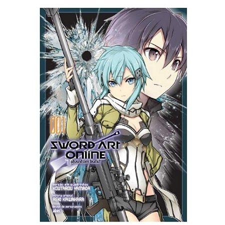 Sword Art Online - Volume 1 Phantom Bullet