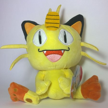 "Pokémon Meowth 8"" - Pelúcia colecionável"