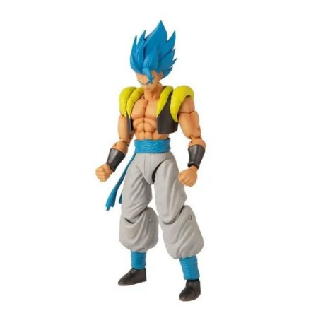 Dragon Ball Super – Action Figure Gogeta SSJ Blue - Série 11