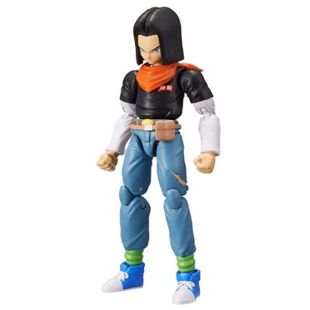 Dragon Ball Super – Action Figure Android 17 – Série 10
