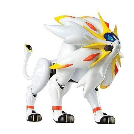 Pokémon Legendários - SOLGALEO - Articulado