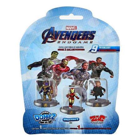Mini figuras colecionáveis Vingadores Endgame Surpresa Domez