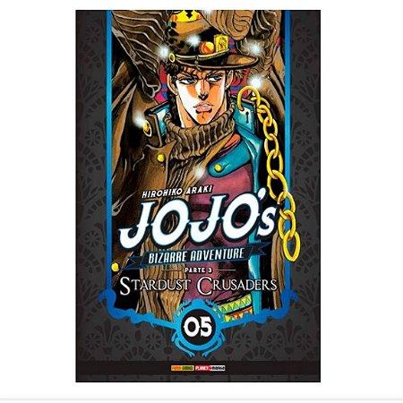 Jojo's Bizarre Adventure Parte 3: Stardust Crusaders Vol 5