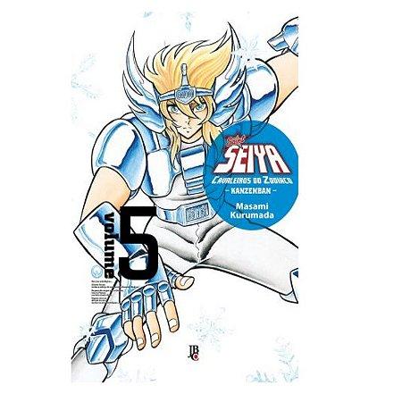Cavaleiros do Zodiaco – Saint Seiya [Kanzenban] #05