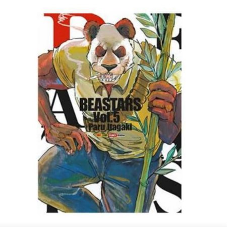 Mangá Beastars - Volume 05