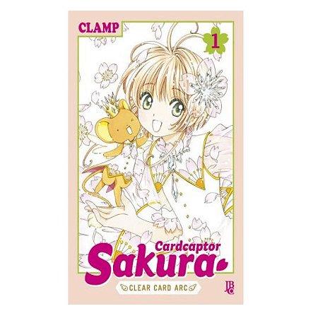 Cardcaptor Sakura Clear Card Arc 01