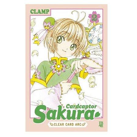 Cardcaptor Sakura Clear Card Arc 02