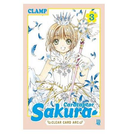 Cardcaptor Sakura Clear Card Arc 03