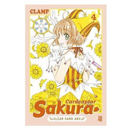 Cardcaptor Sakura Clear Card Arc 04