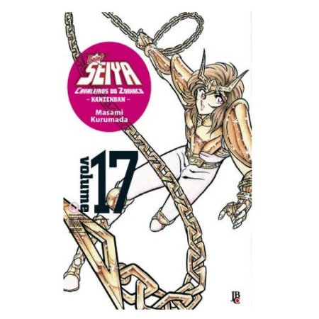 Cavaleiros do Zodiaco – Saint Seiya [Kanzenban] #17