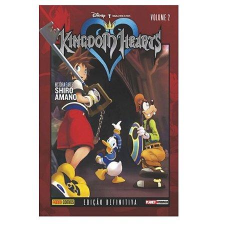 Kingdom Hearts - 02 Edição Definitiva