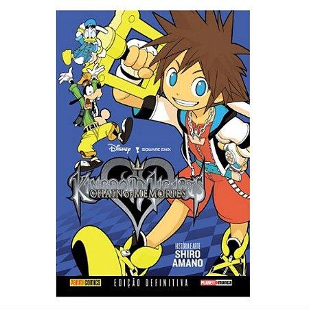 Kingdom Hearts - 03 Edição Definitiva