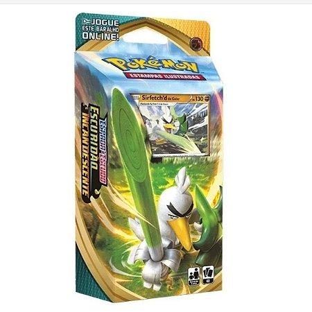 Starter Deck Pokémon Sirfetch'd de Galar - Escuridão Incadescente