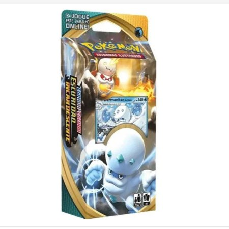 Starter Deck Pokémon Darmanitan de Galar - Escuridão Incadescente