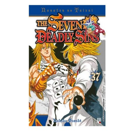 The Seven Deadly Sins - vol 37