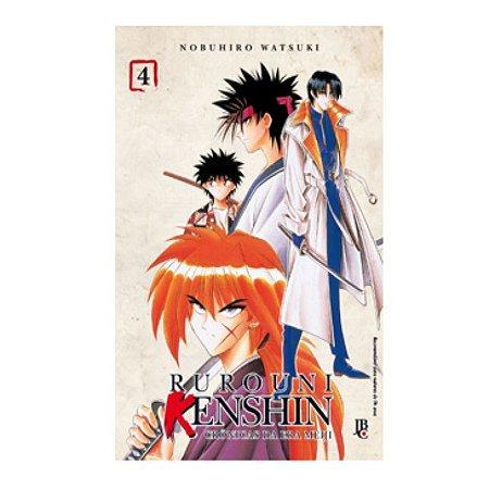Rurouni Kenshin - Vol. 4