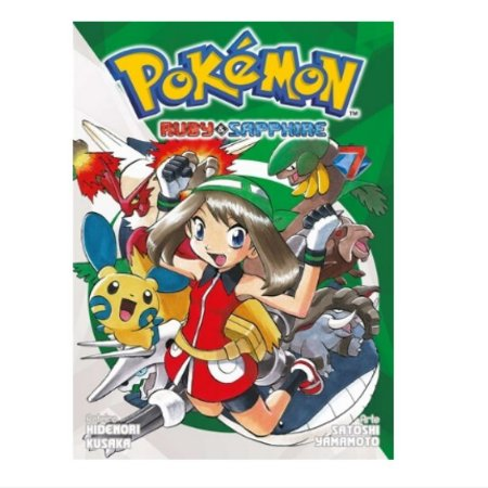 Pokémon: Ruby & Sapphire - Volume 7