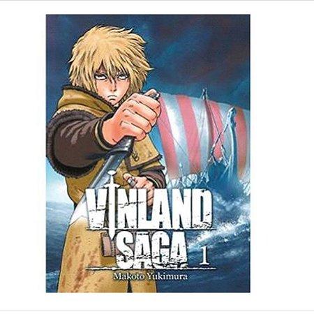 Vinland Saga Deluxe - 1