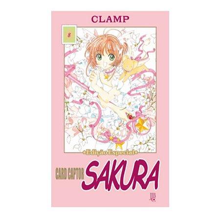 Card Captor Sakura- Vol. 08