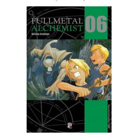 Fullmetal Alchemist ESP. #06
