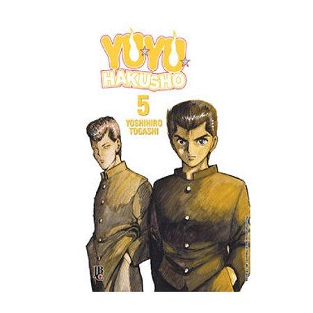 Yu Yu Hakusho ESP. #05