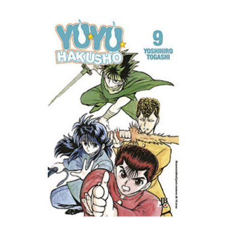 Yu Yu Hakusho ESP. #09