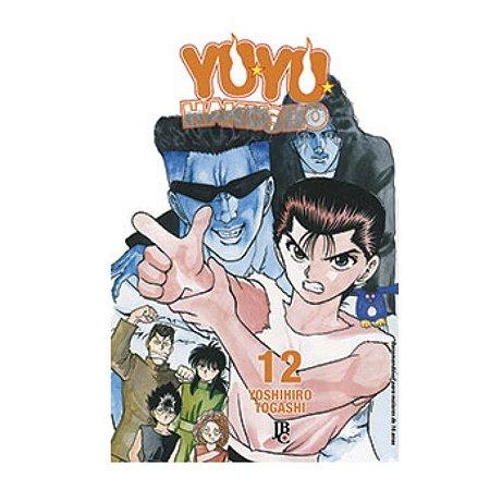 Yu Yu Hakusho ESP. #12