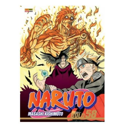 Naruto Gold - 58