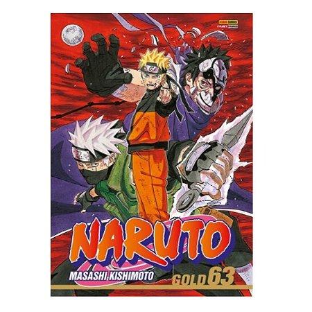 Naruto Gold - 63
