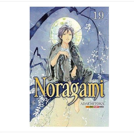 Noragami Volume 19