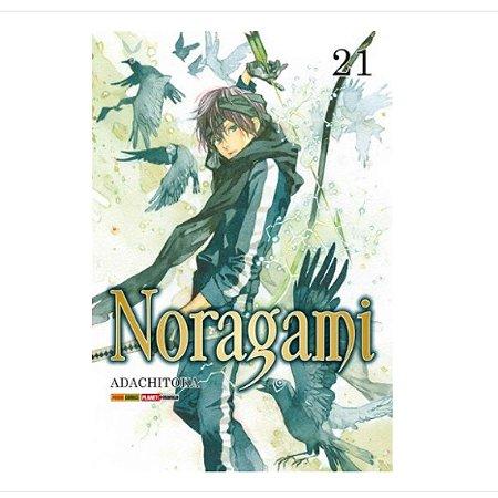 Noragami Volume 21