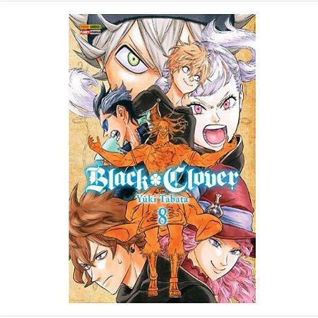 Black Clover - Edição 08