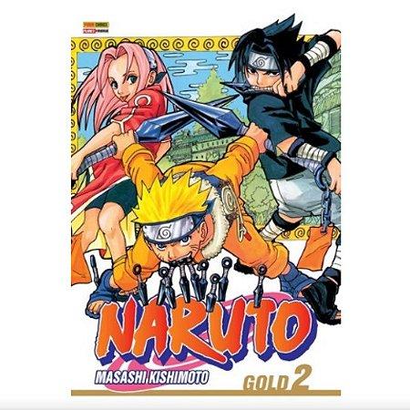 Naruto Gold - 02 - LACRADO E NOVO