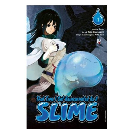 That Time I Got Reincarnated as a Slime #01