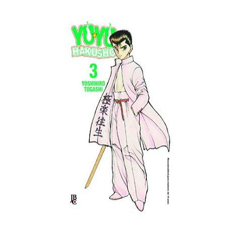 Yu Yu Hakusho ESP. #03