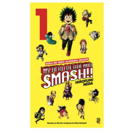 My Hero Academia Smash!! #01