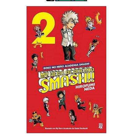My Hero Academia Smash! #02