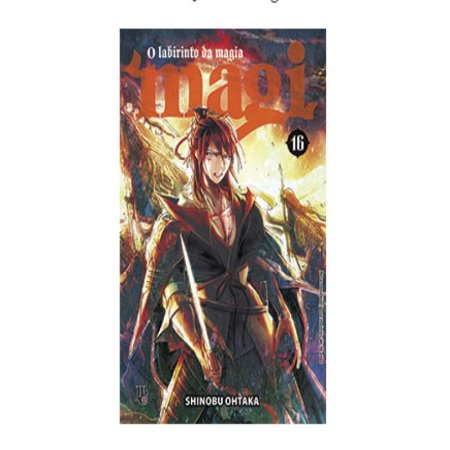 Magi - O Labirinto da Magia #16
