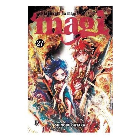 Magi - O Labirinto da Magia #27