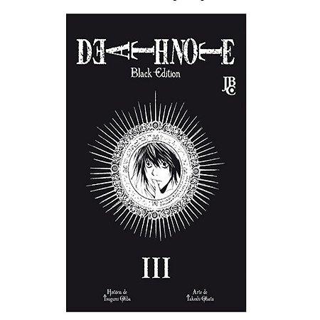 Death Note - Black Edition #03