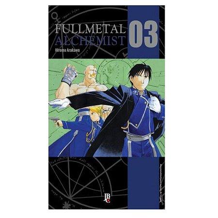 Fullmetal Alchemist ESP. #03