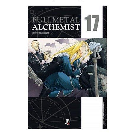 Fullmetal Alchemist ESP. #17