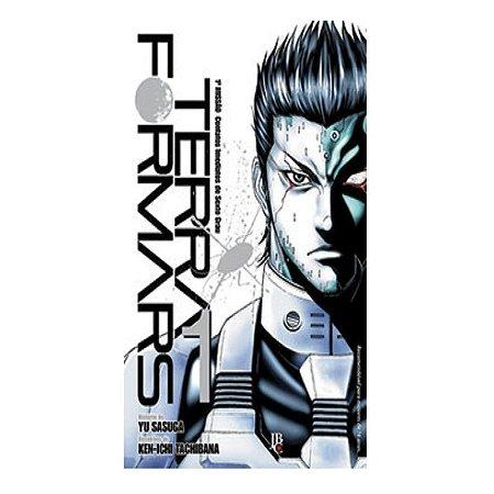 Terra Formars #01