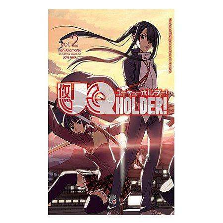 UQ Holder! #02