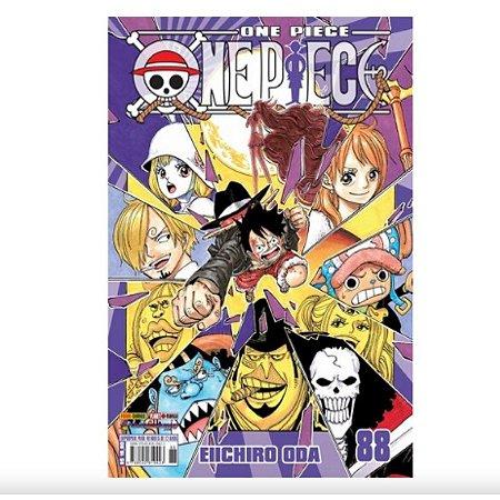 Mangá One Piece - Volume 88