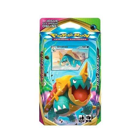 Starter Deck Pokemon Drednaw Voltagem Vívida Ed. 04