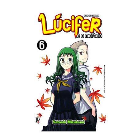 Lúcifer e o Martelo #06