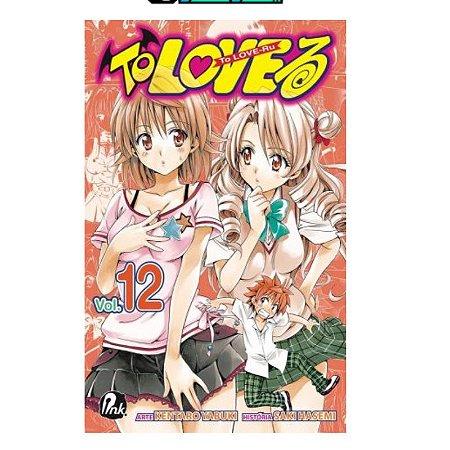 To Love-Ru #12
